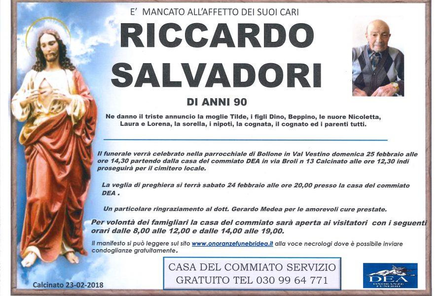 Riccardo Salvadori
