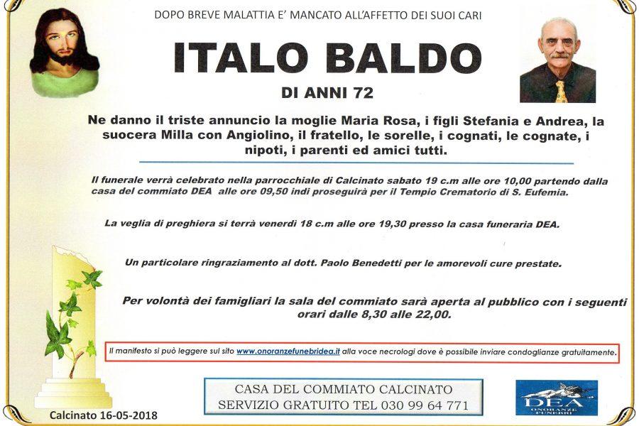 Italo Baldo