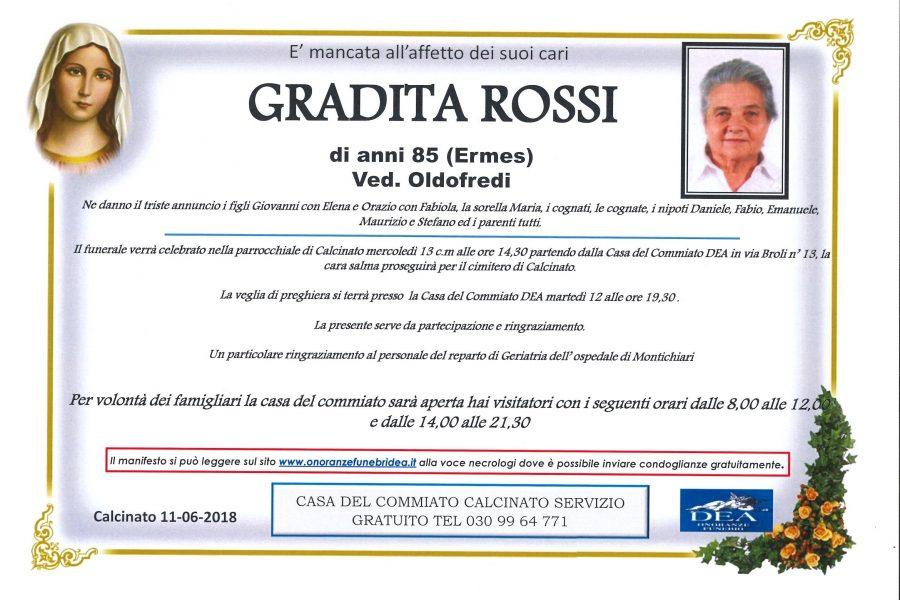 Gradita Rossi