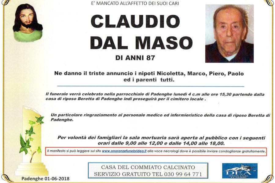 Claudio Dal Maso