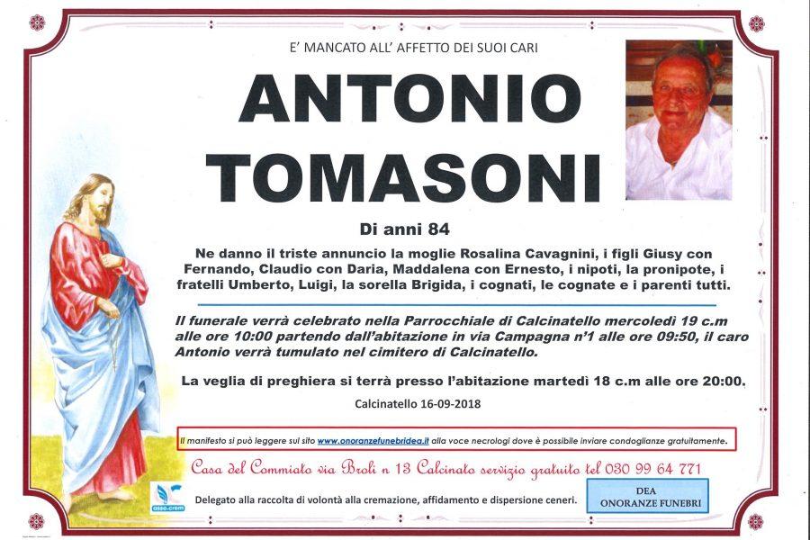 Antonio Tomasoni
