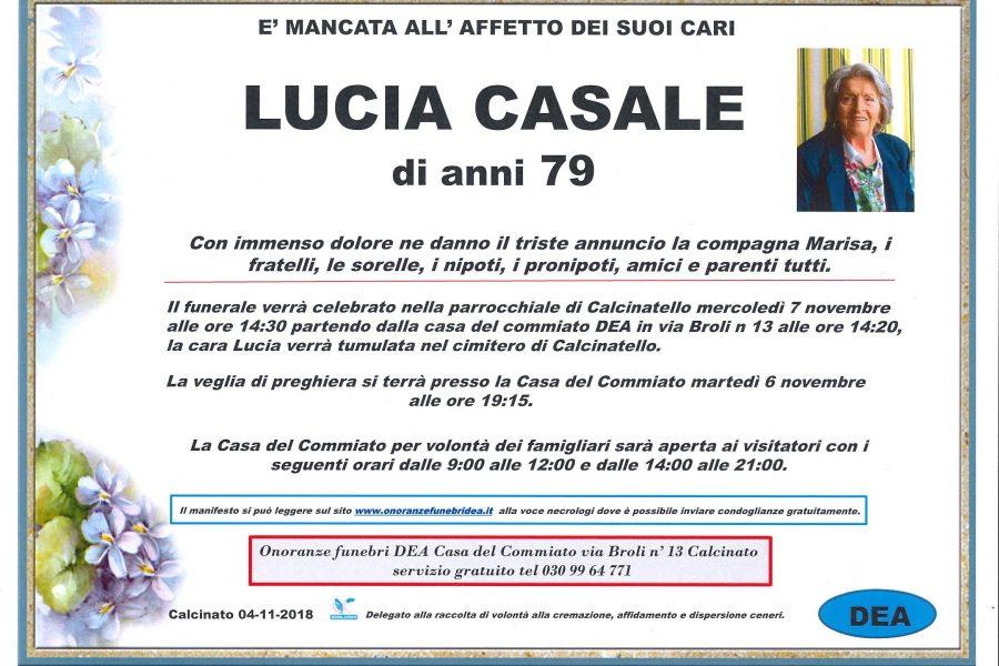 Lucia Casale