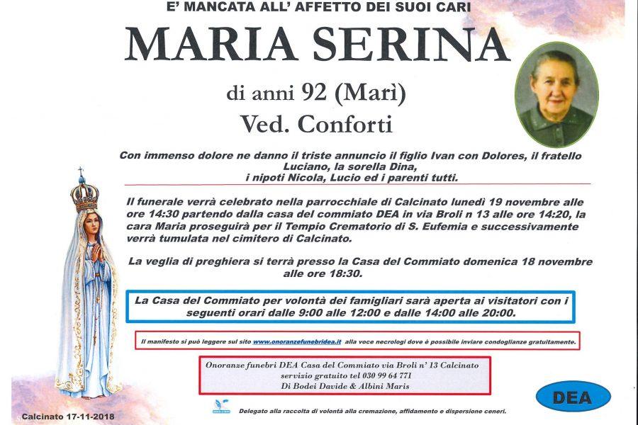 Maria Serina