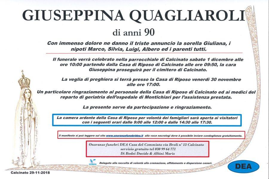 Giuseppina Quagliaroli