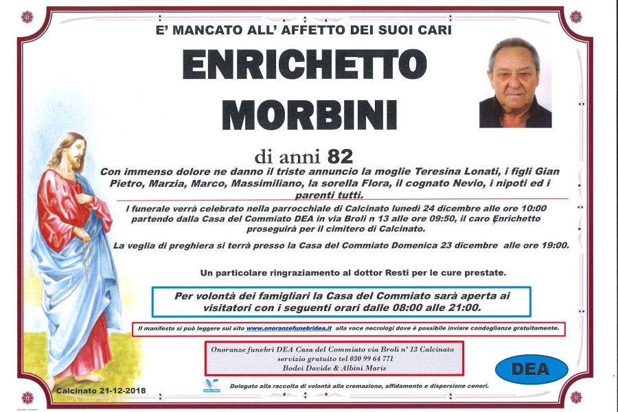 Enrichetto Morbini