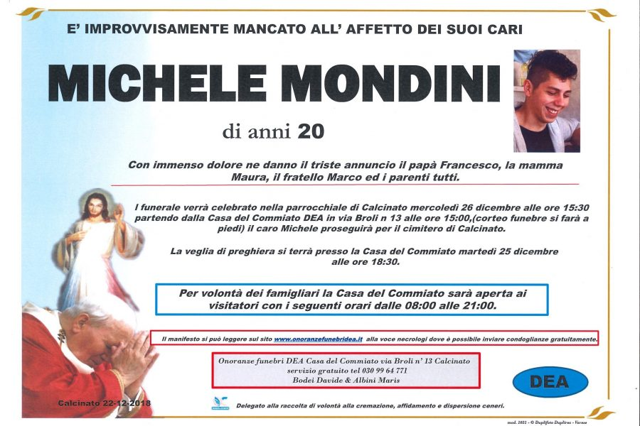 Michele Mondini
