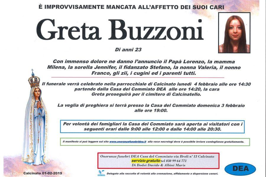 Greta Buzzoni