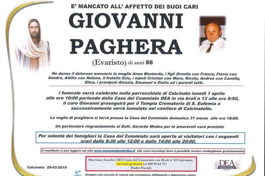 Giovanni Paghera