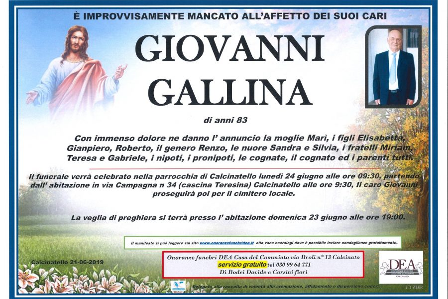 Giovanni Gallina