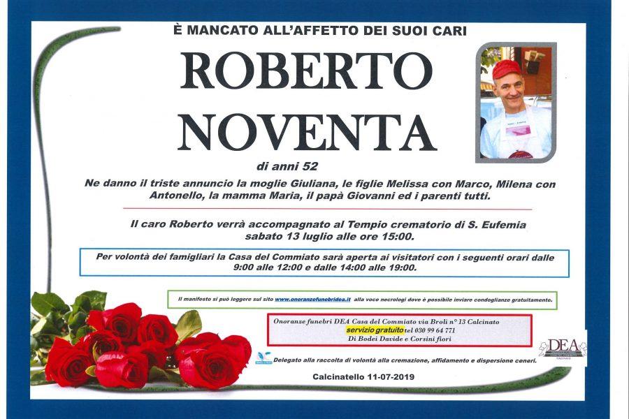 Roberto Noventa