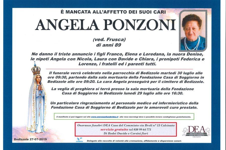Angela Ponzoni