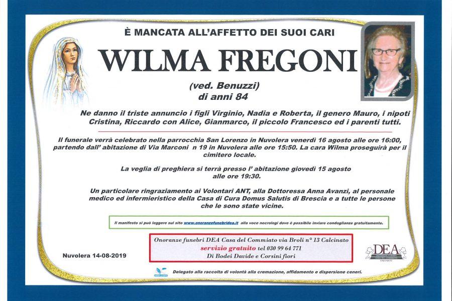 Wilma Fregoni