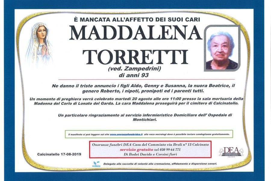 Maddalena Torretti