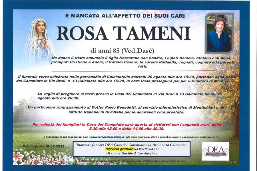 Rosa Tameni