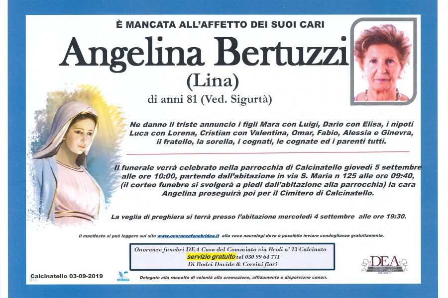Angelina Bertuzzi