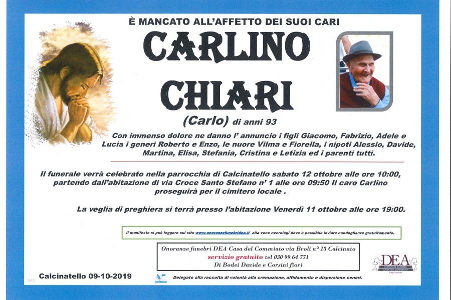 Carlino Chiari