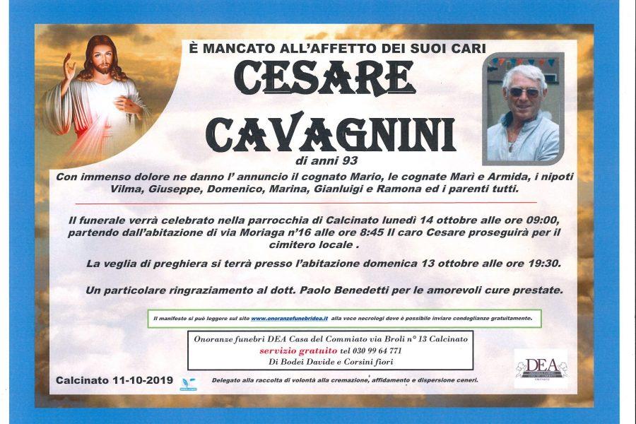 Cesare Cavagnini