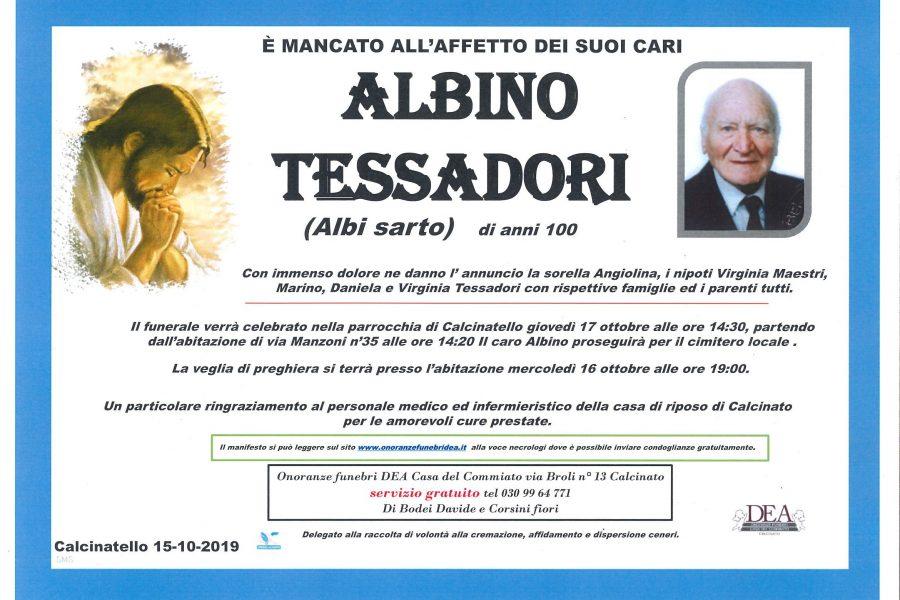 Albino Tessadori