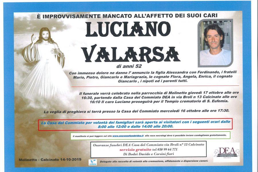 Luciano Valarsa