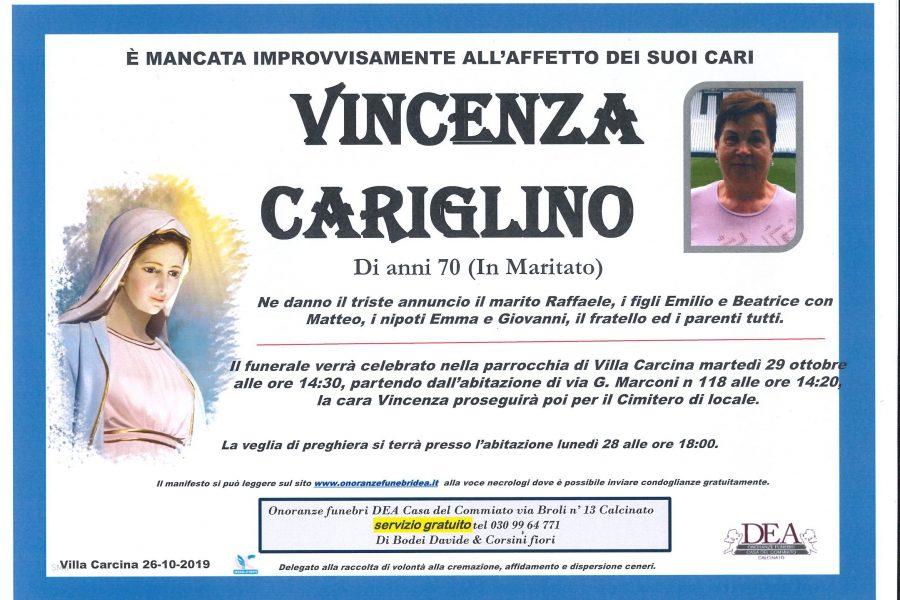 Vincenza Cariglino