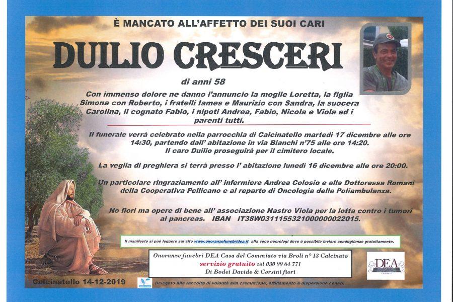 Duilio Cresceri