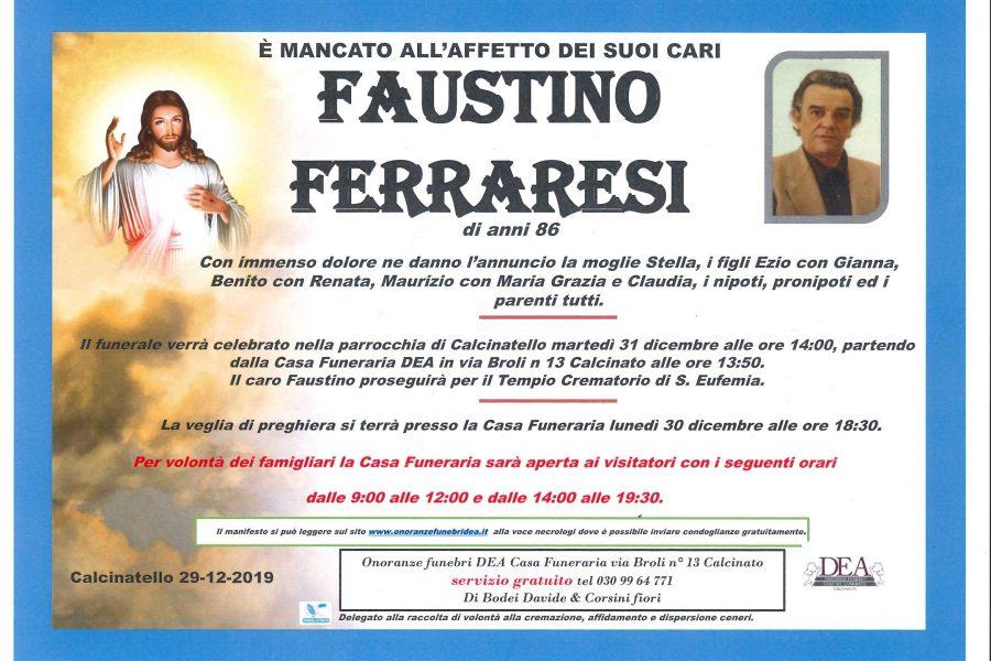 Faustino Ferraresi