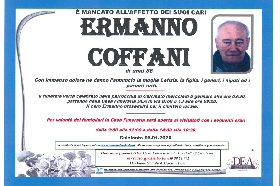 Ermanno Coffani
