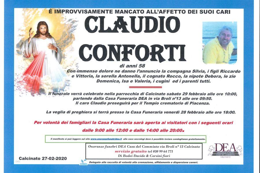 Claudio Conforti
