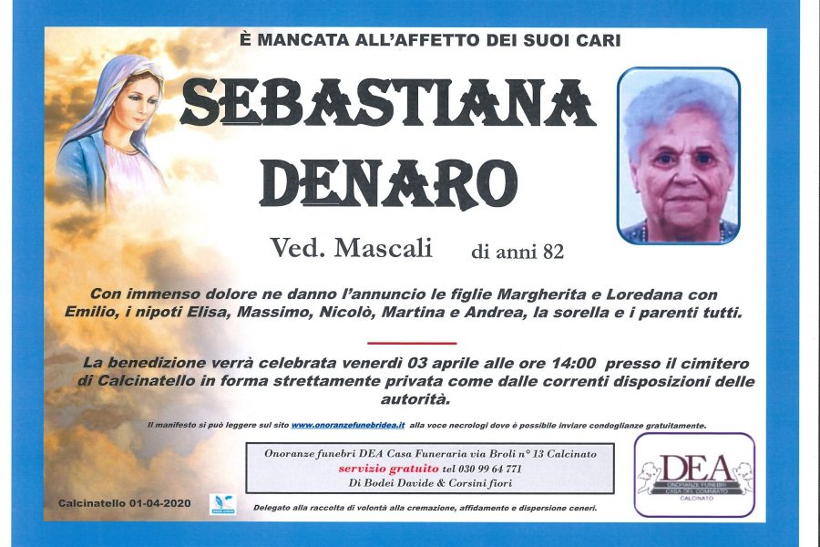 Sebastiana Denaro
