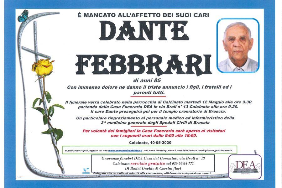 Dante Febbrari