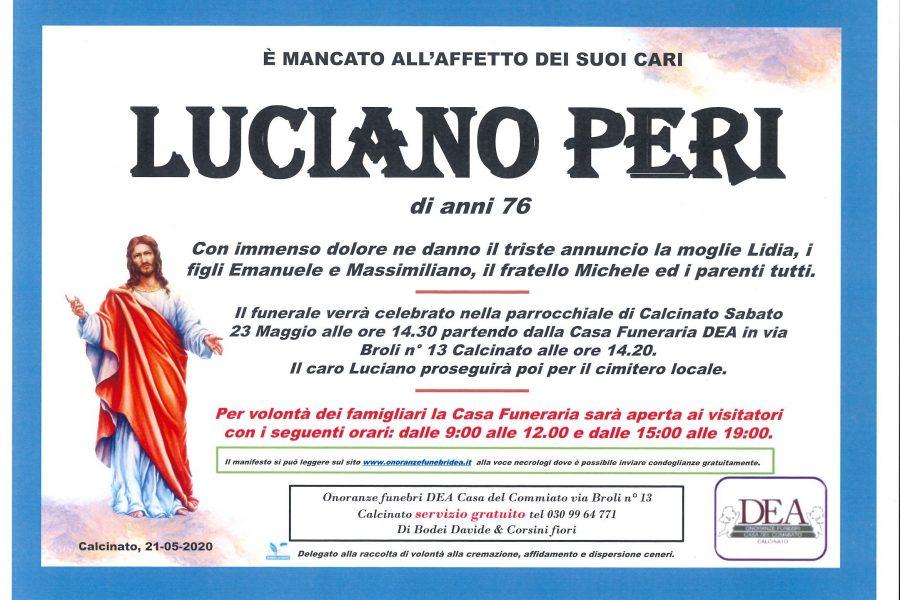 Luciano Peri