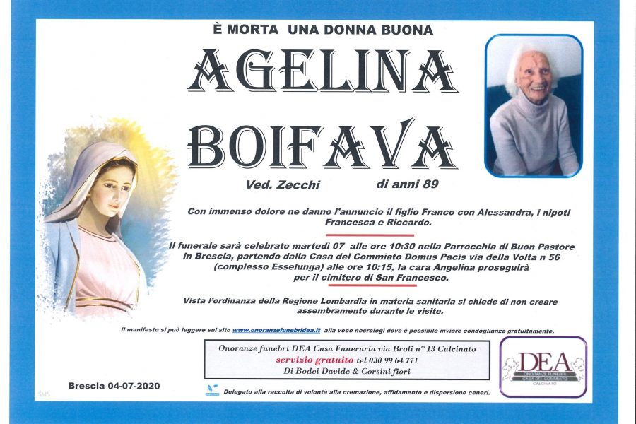 Angelina Boifava